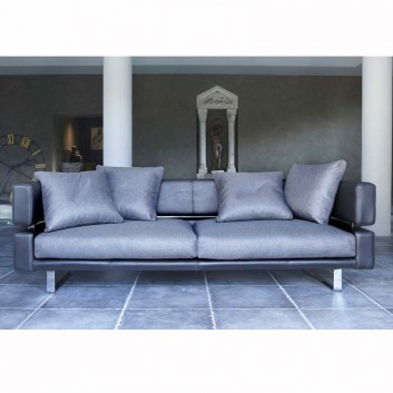 canap home spirit enzo. Black Bedroom Furniture Sets. Home Design Ideas