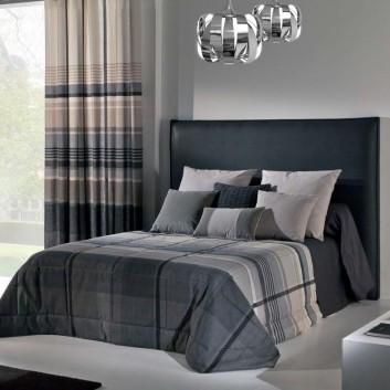 vente de couvre lit michel viaud coin. Black Bedroom Furniture Sets. Home Design Ideas