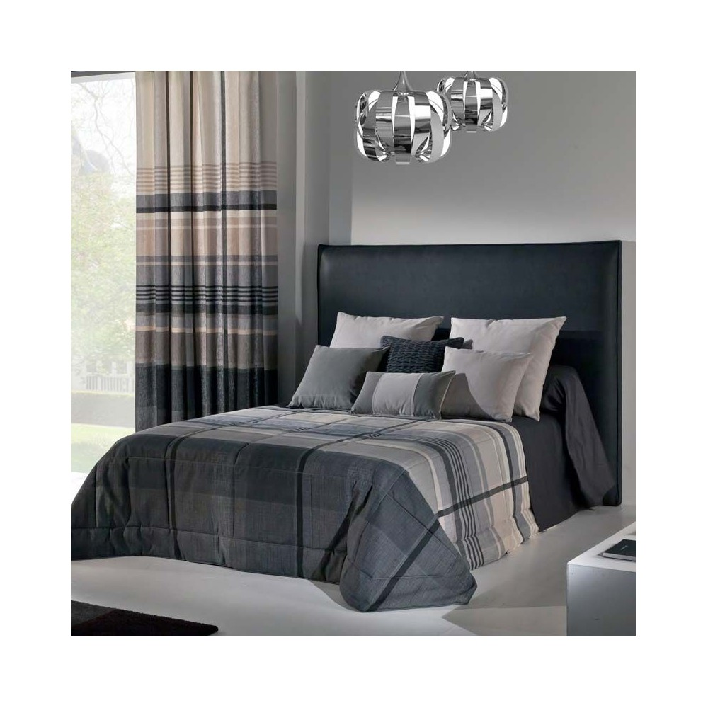 couvre lit matelass viaud coin. Black Bedroom Furniture Sets. Home Design Ideas
