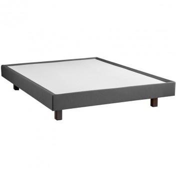 sommier duvivier lattes coin. Black Bedroom Furniture Sets. Home Design Ideas