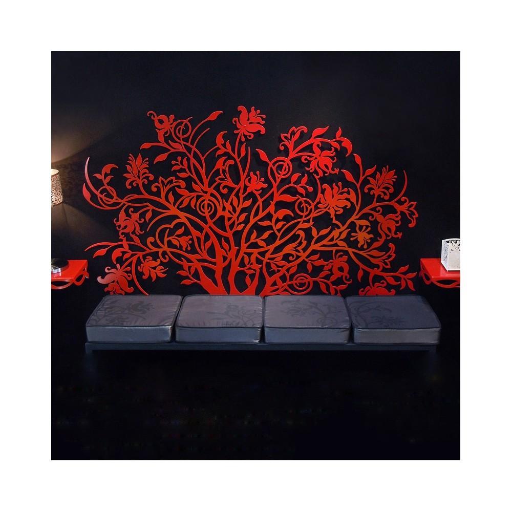 t te de lit metal coin. Black Bedroom Furniture Sets. Home Design Ideas