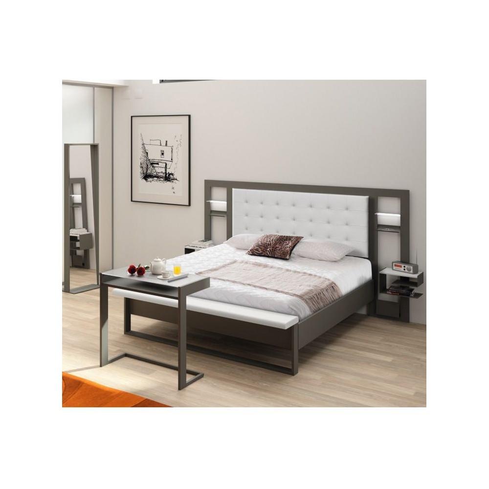 tete de lit luxe 47 id es originales de t te de lit pour votre chambre luxury headboard for. Black Bedroom Furniture Sets. Home Design Ideas