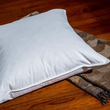 achat oreiller en plume d 39 oie made in france coin. Black Bedroom Furniture Sets. Home Design Ideas