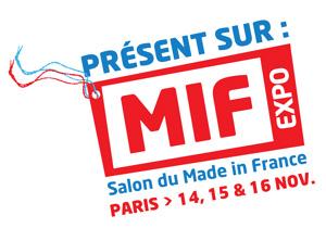 Comptoir des Industries Françaises au salon MIF