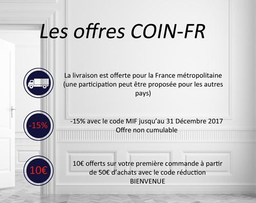 les offres de comptoir des industries françaises