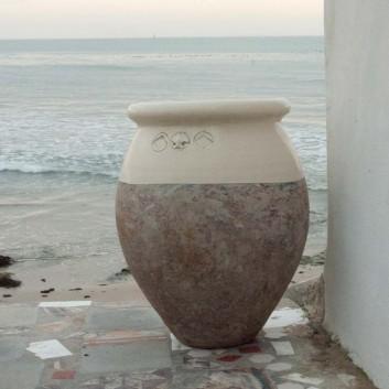 vase anduze poterie de la madeleine coin. Black Bedroom Furniture Sets. Home Design Ideas