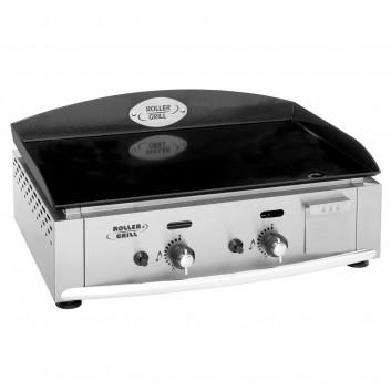 Plancha desserte roller grill 600 gaz - Plancha roller grill gaz ...