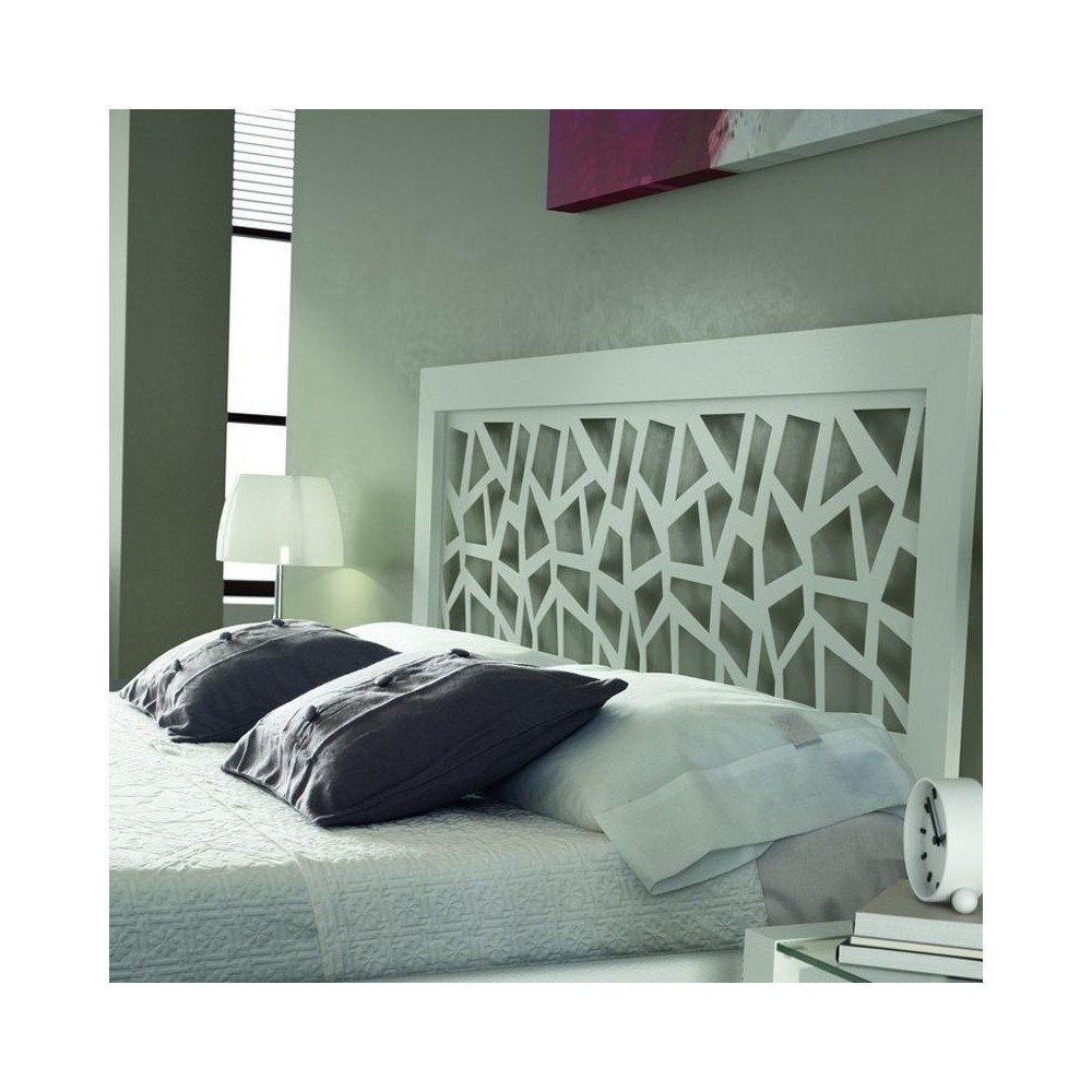 t te de lit brio mosaic resistub. Black Bedroom Furniture Sets. Home Design Ideas