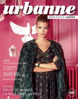 Couverture magazine Urbanne