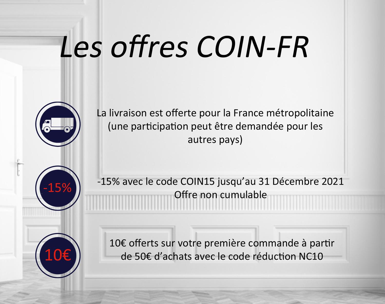 code promo comptoir des industries françaises