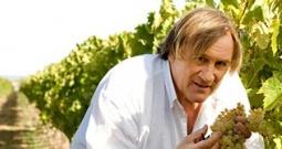 sommelier Depardieu par Claude Dozorme