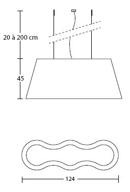 dimension suspension H412