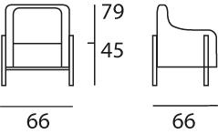 dimensions du cabriolet paget modèle manoha