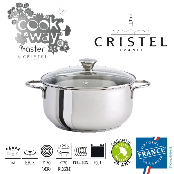 master cookway cristel