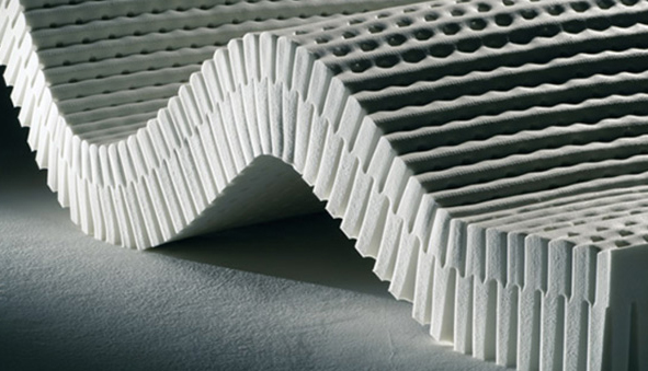 latex alvéolé Pirelli