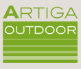 artiga deckchair for the garden