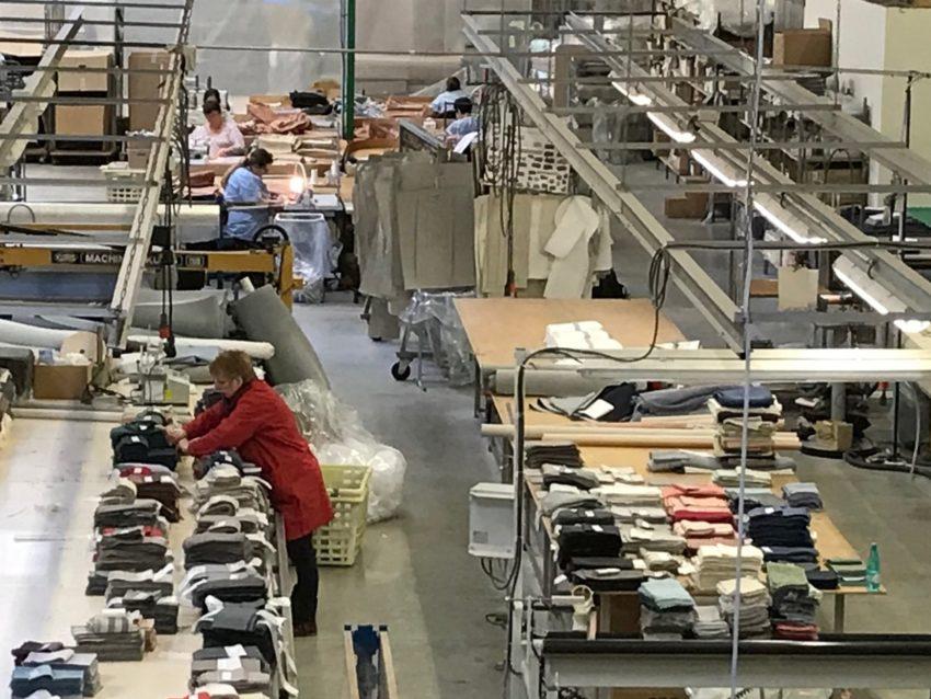 manufacture moulins