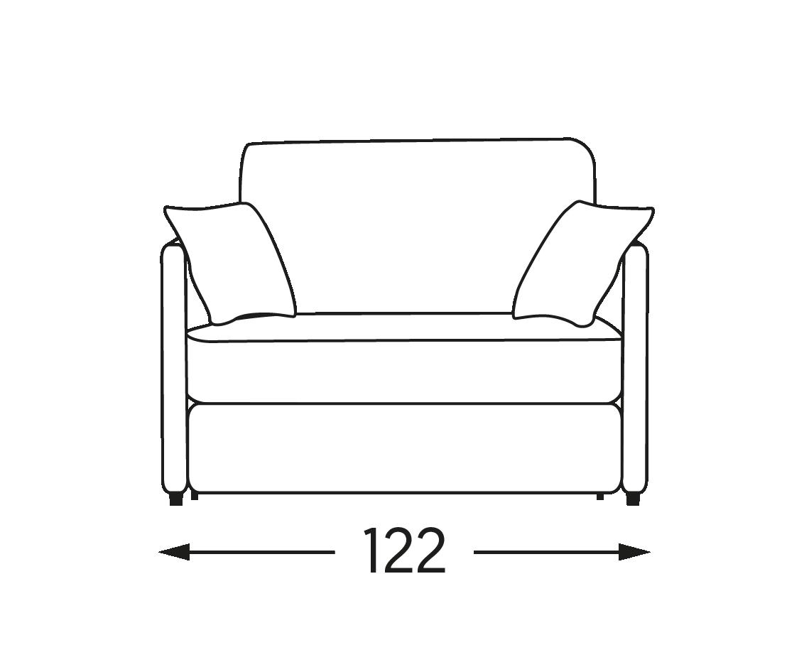 canape convertible montana 122 moulins