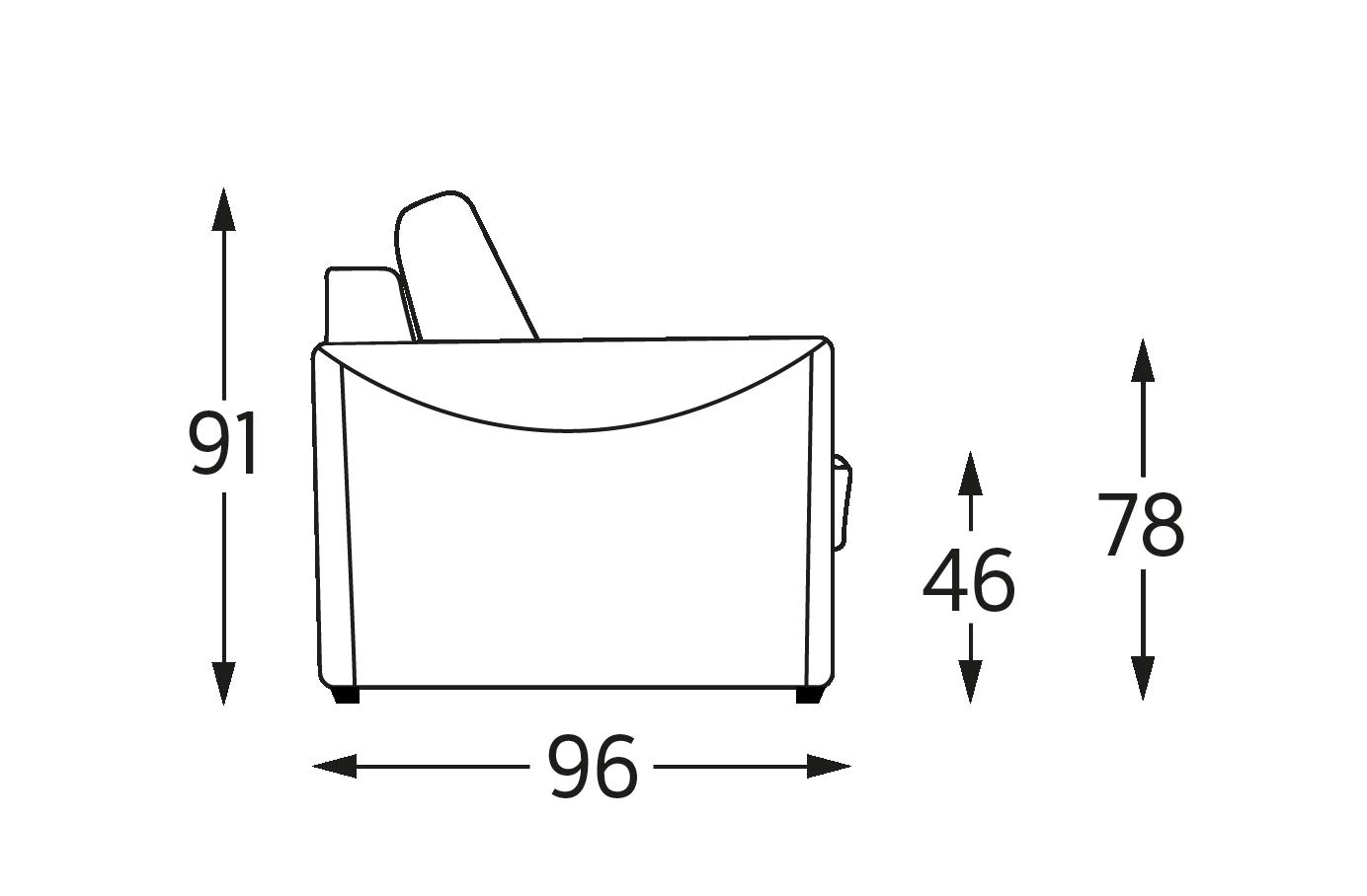 canape montana profil moulins