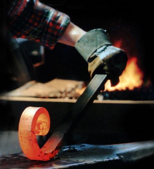 Fabrication d'accessoires de cheminée
