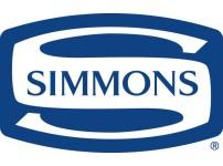 SIMMONS matelas et sommiers